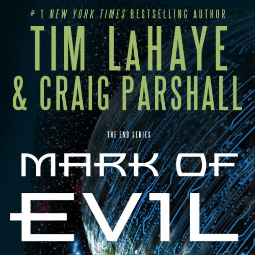 Mark of Evil audiobook cover art