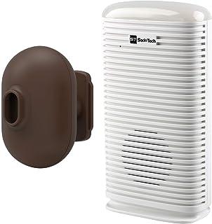 هشدار ضد آب درایو هشدار در فضای باز درایو هشدار دهنده - سنسور حرکت w / LED بی سیم از برد دور - بی سیم - مانیتور چند منطقه و سیستم هشدار برای امنیت در فضای باز