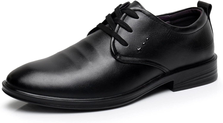 GTYMFH Herbst Herren Geschftsschuhe Bequem Atmungsaktiv Herrenschuhe Spitzen Anzüge Schuhe Schuhe Niedrige Schuhe