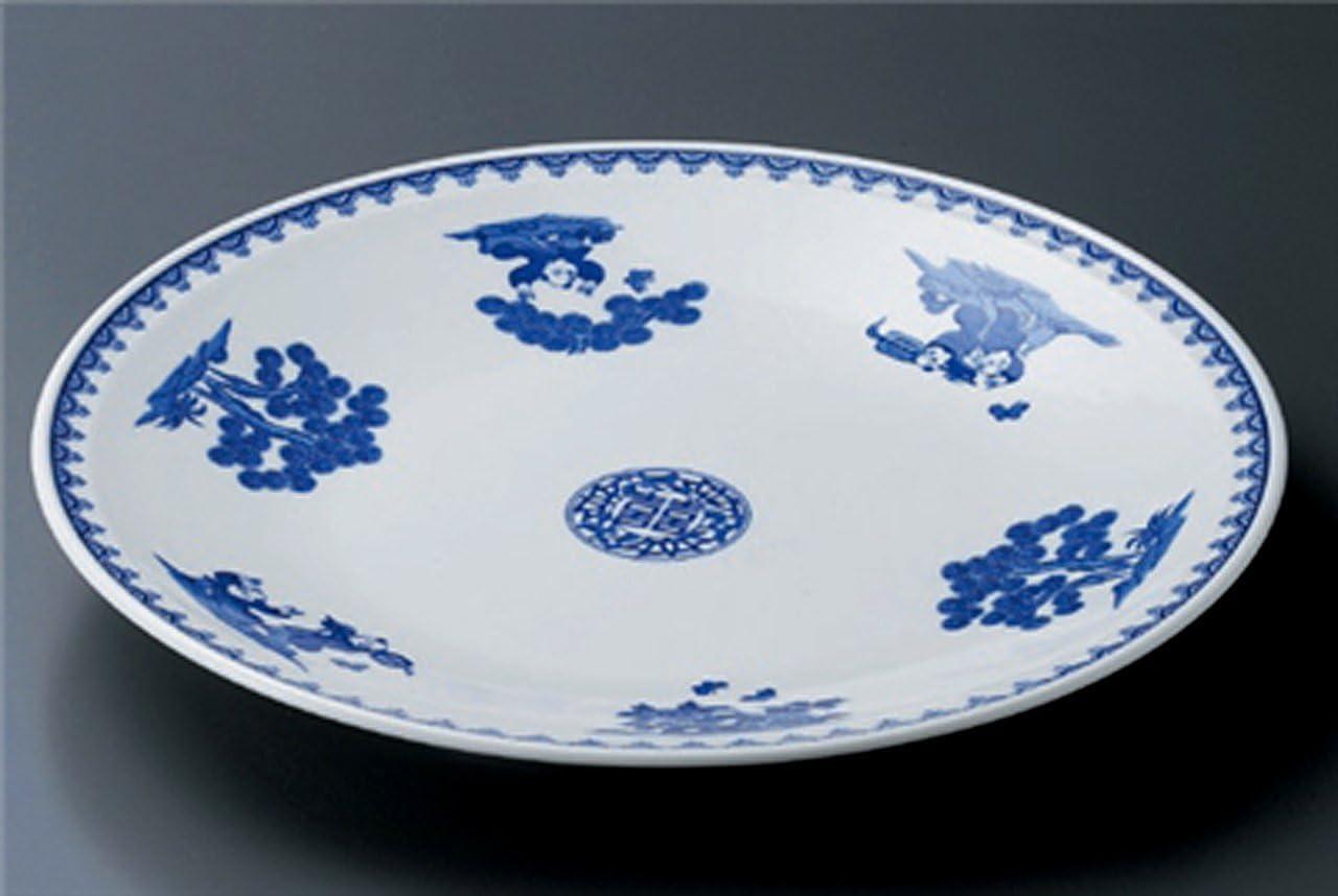 Manufacturer OFFicial shop Sometuske Karashi Jiki Japanese Traditional High order Porcelain Extra-larg