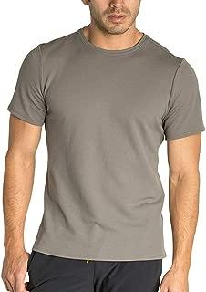 Apparel, Mens Athletic Merino Wool Tech Mesh Terminal T-Shirt