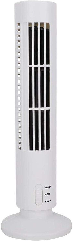 Mothinessto Ventilador Ventilador portátil Ventilador de Mesa sin Ruido para Estudio de Dormitorio en casa(Blanco)