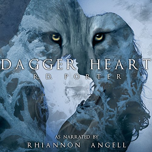 Dagger Heart audiobook cover art