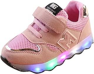 K-youth® Zapatos LED Niños Niñas Zapatillas Niño