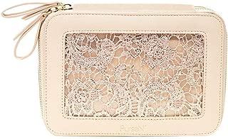 PurseN Voyager Jewelry Case (Blush Lace)