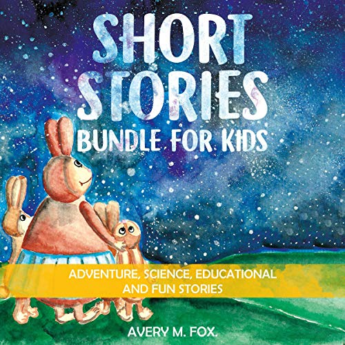 Short Stories Bundle for Kids Titelbild