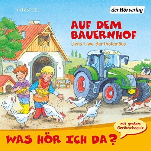 Auf dem Bauernhof (Was hör ich da?)  Titelbild