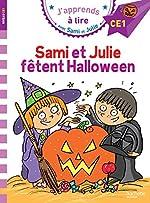 Sami et Julie CE1 Sami et Julie fêtent Halloween d'Emmanuelle Massonaud