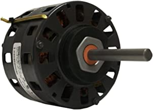 Fasco D166 5.0-Inch Direct Drive Blower Motor, 1/6 HP, 115 Volts, 1050 RPM, 2 Speed, 7.2 Amps, OAO Enclosure, CWSE Rotation, Sleeve Bearing