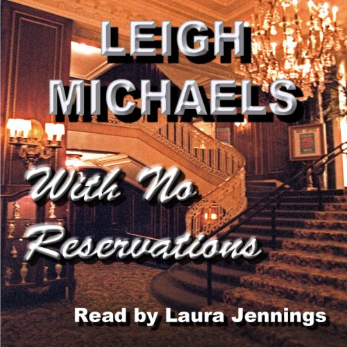 With No Reservations audiobook cover art