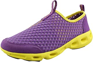 e9f6cded7a8c Amazon.com: Purple - Water Shoes / Athletic: Clothing, Shoes & Jewelry