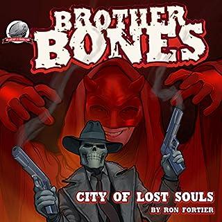 Brother Bones audiobook cover art