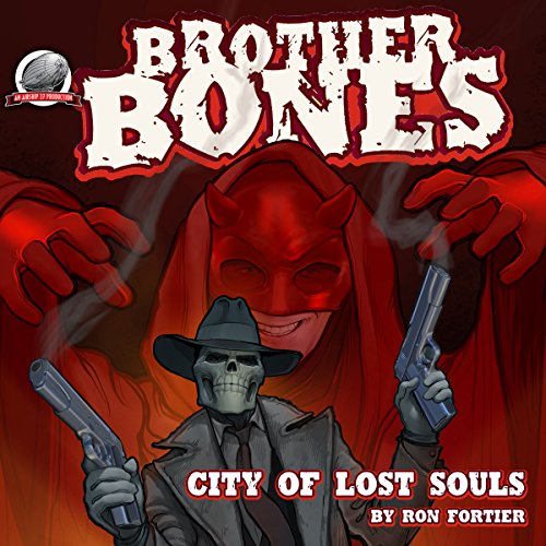 Brother Bones audiobook cover art