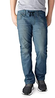 Signature by Levi Strauss & Co. Gold Label Boys Athletic Recess Jeans