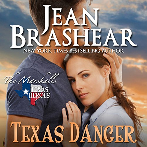 Texas Danger: The Marshalls audiobook cover art