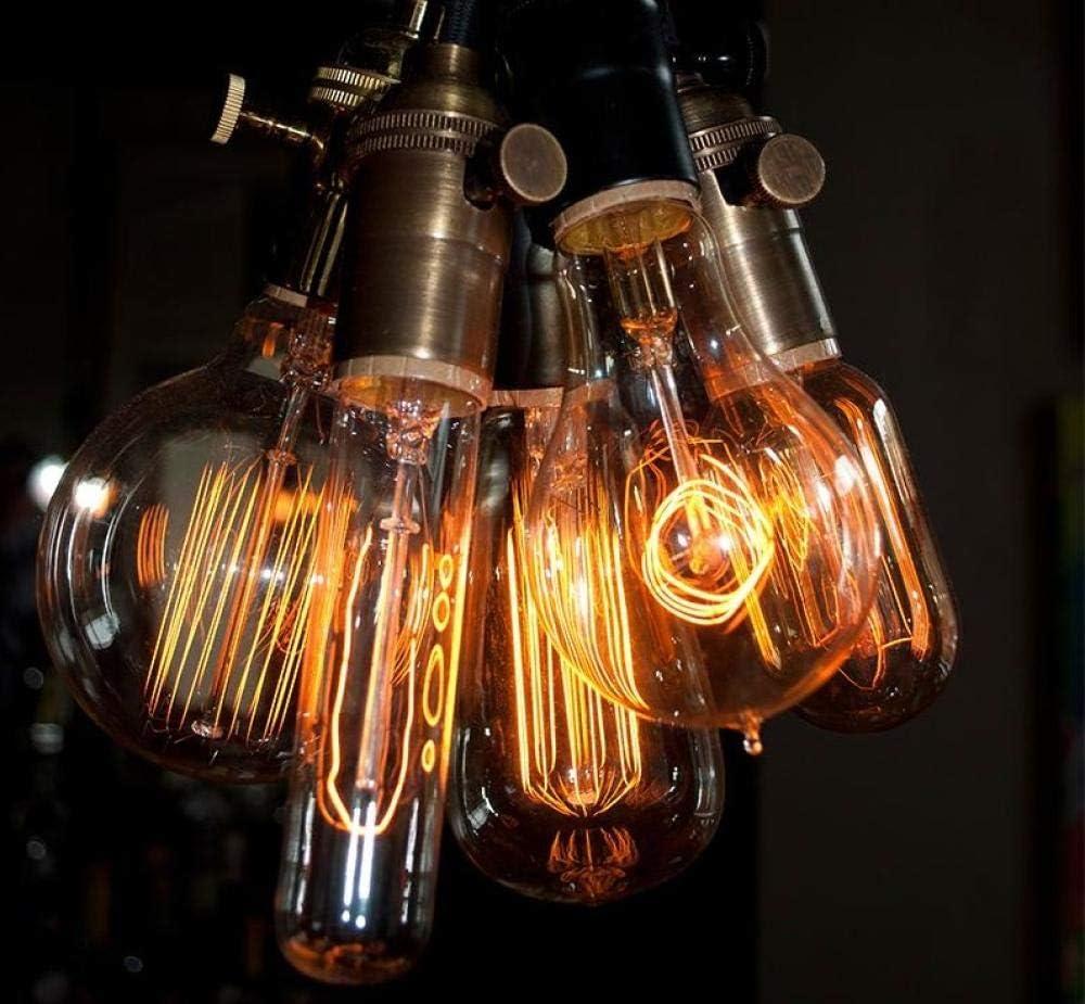 GlühlampenVintage Lampe E27/E14 Retro Glühbirne 220V Edison Glühbirne Für Zuhause/Wohnzimmer Dekor 40/60W Glühlampe 1Opcs G80Z A19star
