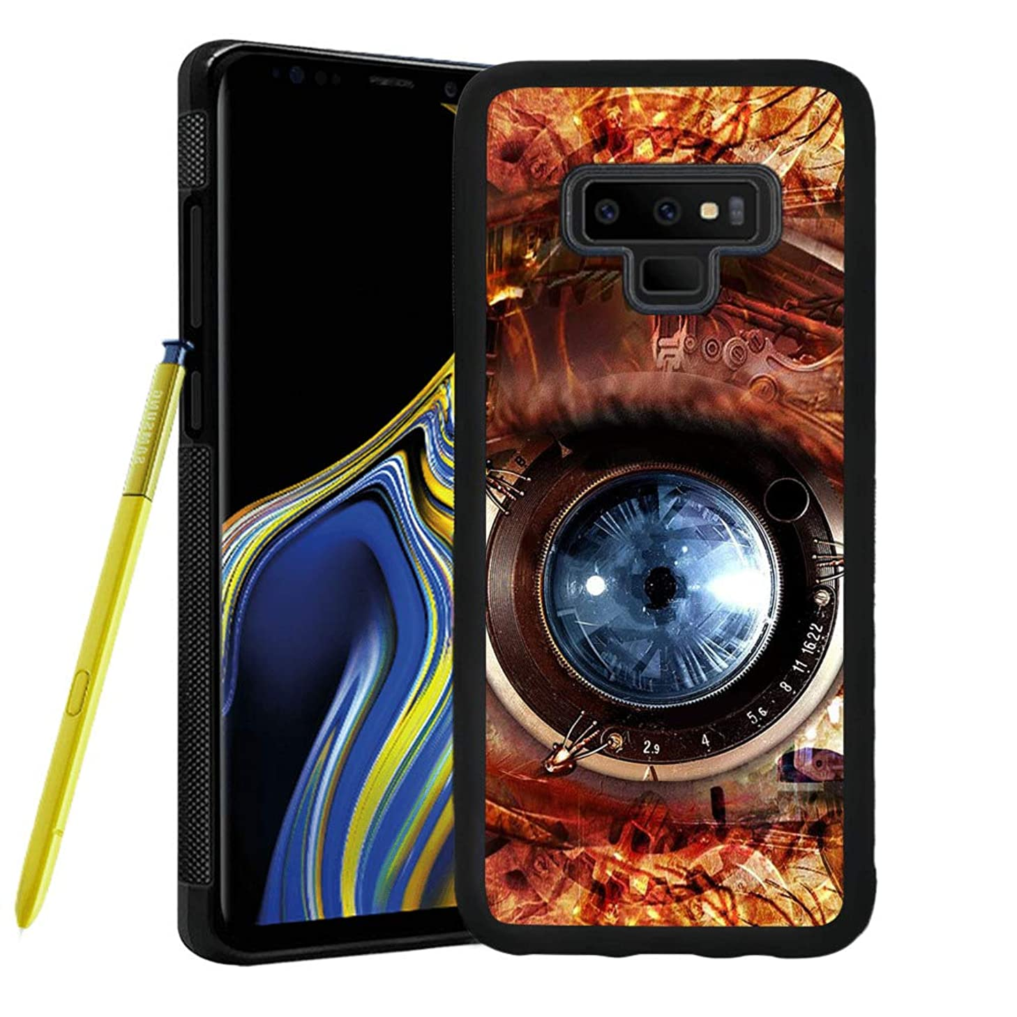 Samsung Galaxy Note 9 case Lens Full Body Case Cover Screen Protector Heavy Duty Protection case Shockproof case for Samsung Galaxy Note 9