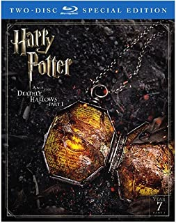 HP&theDeathlyHallows,Part I SE(2D/BD)