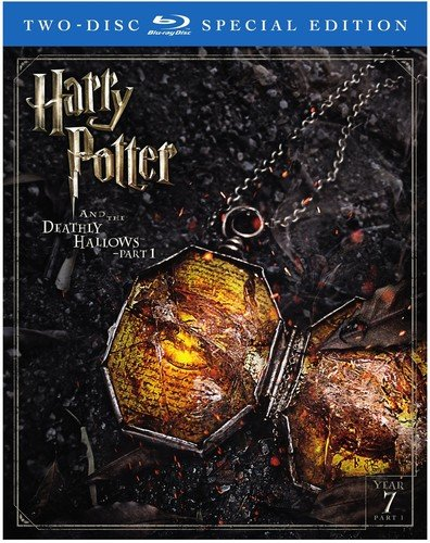 Harry Potter and the Deathly Hallows, Part I (2-Disc/Special Edition/BD) [Blu-ray]