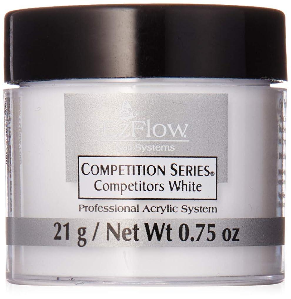 毒熱狂的な次[EzFlow] コンペティションホワイトパウダー 0.75oz