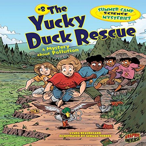 The Yucky Duck Rescue copertina