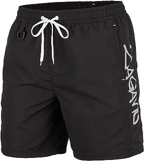 Zagano Zwembroek voor heren, jongens, zwembroek, lange broek, S-6XL, gemaakt in de EU
