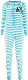 Love Lounge Wear Women's Dream On Cotton Union Suit Pajamas