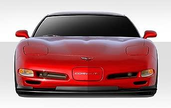 Extreme Dimensions Duraflex Replacement for 1997-2004 Chevrolet Corvette C5 ZR1 Look Front Lip Splitter - 1 Piece