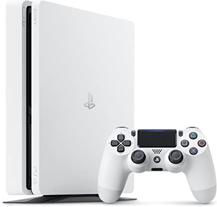 PlayStation 4 Console 500GB Slim White