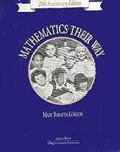 Mathematics Their Way, Spiral-bound Teacher guide plus Blackline Masters