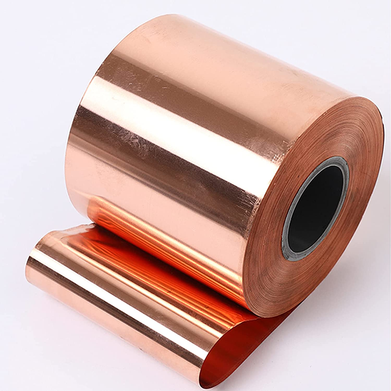 Copper Strip Handmade Material Surprise price 1M Th Sheet Width 300Mm It is very popular Shielding