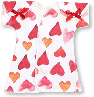 | Preemie Girls Clothing | NICU Dresses by Itty Bitty Baby | 1-3 and 3-5 lbs