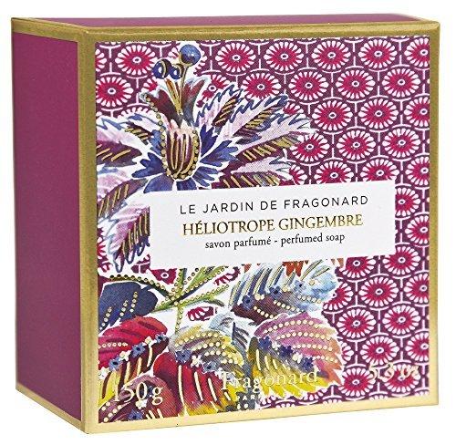 Fragonard Parfumeur Heliotrope Gingembre Perfumed Soap - 150 g