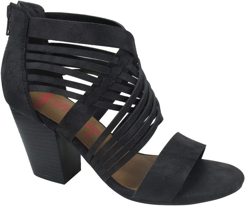 Jellypop Noah Womens Heeled Sandals