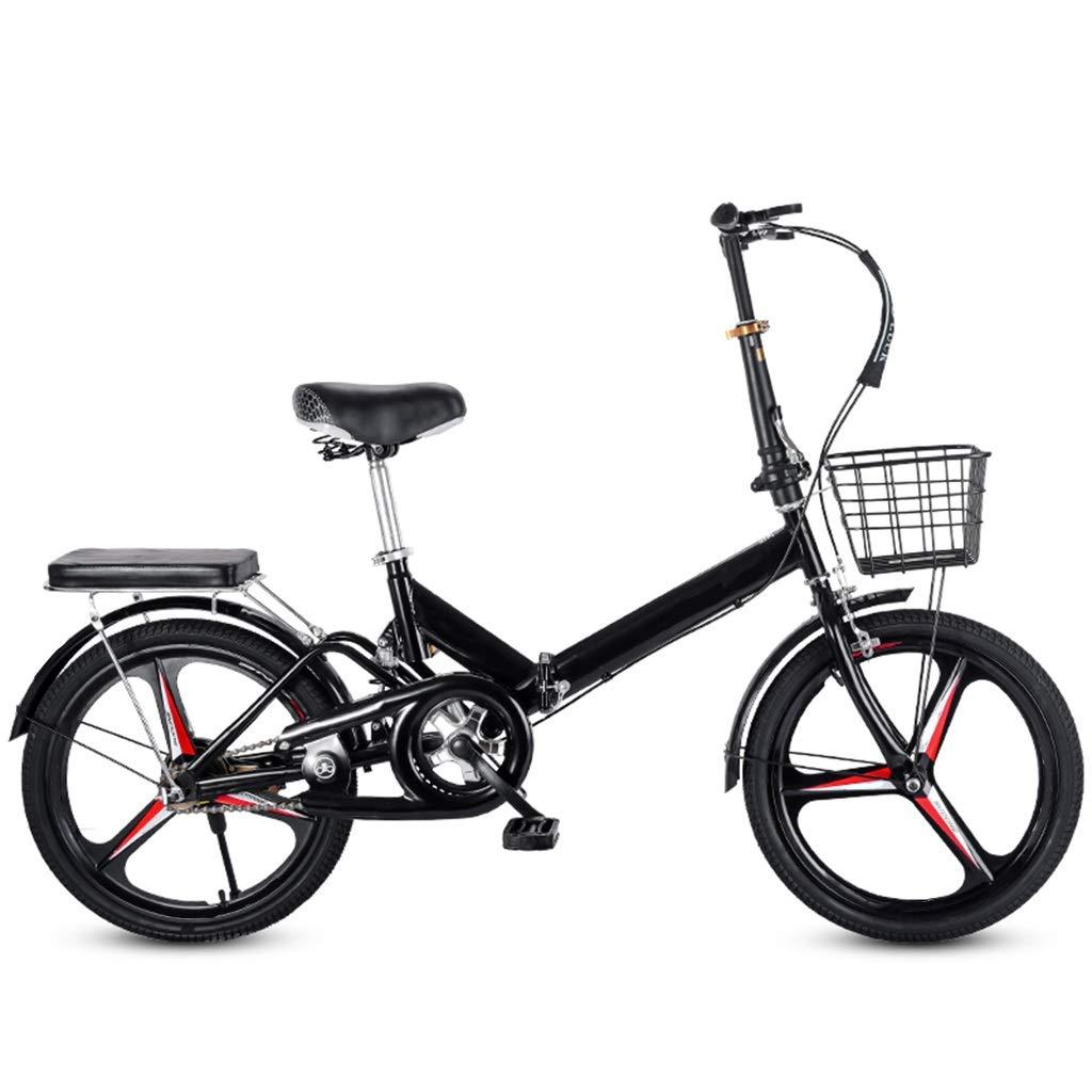 Bici Urbana Bici Plegable De Peso Ligero De 20 Pulgadas De Ruedas Playa Del Crucero De Bicicletas De La Ciudad De Cercanías De Monociclos Portátil De La Bicicleta Mujer For Adultos Mujeres