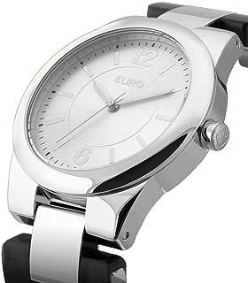 Relógio Euro Feminino Acetato Hit Bicolor - EU2035YLY/3K