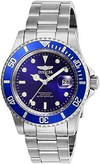 Invicta Men's Pro Diver Quartz Watch with Stainless Steel...