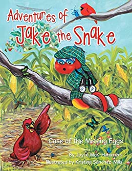 Adventures of Jake the Snake  Case of the Missing Eggs