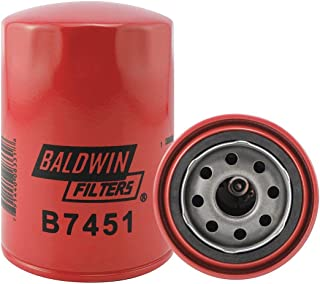Baldwin Filters B7451 - Spin-On M24 x 2.0mm Thread 5-1/8 L Pack of 2