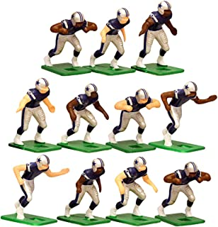 Dallas Cowboys Home Jersey NFL Action Figure Set