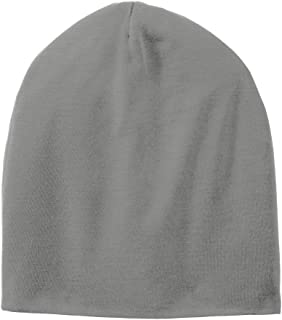 Sport-Tek 174 PosiCharge 174 Competitor153 Cotton Touch153 Slouch Beanie. STC35 Dark Smoke Grey