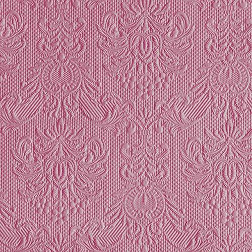 Ambiente - Servietten - Elegance - geprägt - Pale Rose