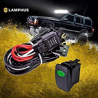 عرض LAMPHUS 13 'Off Road ATV / Jeep