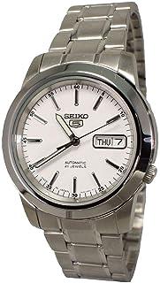 Seiko Analog Silver Watch for Men - SNKE49J1