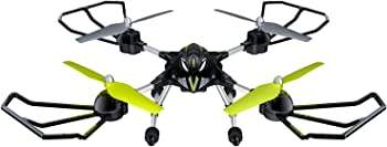 Aukey Intelligent Fixed Colorful Led Headless Mode Black Sparrow Drone