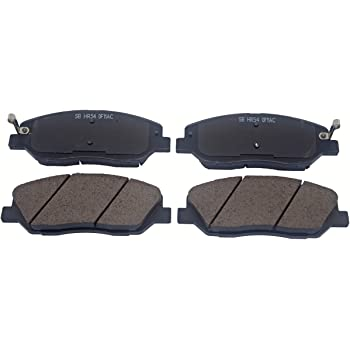Front Brake Pads FOR HYUNDAI KIA FITS Entourage Santa Fe Sedona Premium Pads