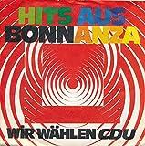Hits aus Bonanza - CDU Werbeplatte - Single 7