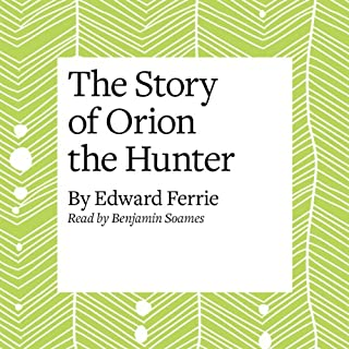 The Story of Orion the Hunter audiobook cover art