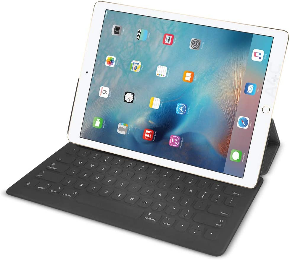 Apple Smart Keyboard Regular dealer for 12.9-inch 1st Pro Generation 2nd iPad Max 83% OFF