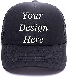 Men Womens Custom Hat Graphic Print Design,Team Christmas Fashion Trucker Hats Adjustable Snapback Baseball Caps